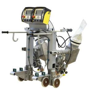 submerged arc welding machine / AC / automatic / horizontal
