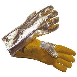 welding gloves / anti-cut / heat-resistant / abrasion-resistant