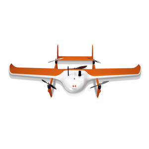 fixed-wing UAV / for industrial applications / composite