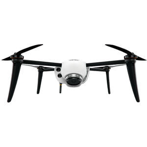 quadrotor drone / inspection / for industrial applications / live data transmission