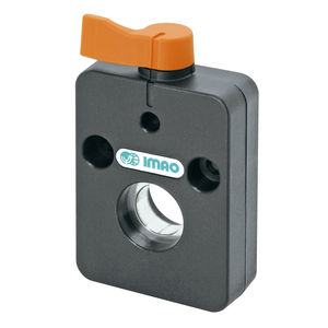 manual rod lock / spindle