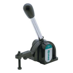 manual clamping tool / mechanical / workpiece / machining