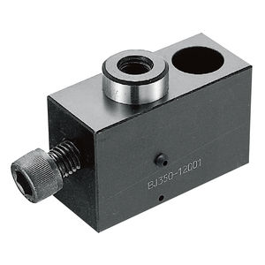 manual workholding component / steel / workpiece / machining
