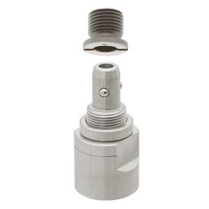 pneumatic clamping element