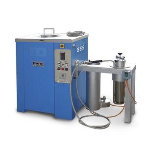 heat treatment furnace / pit / rotary retort / electric resistance