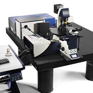 laboratory microscope / educational / Raman / confocal