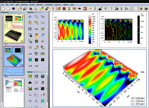 metrology software / imaging / industrial / for production