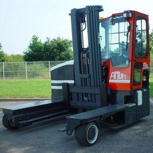 electric side loader