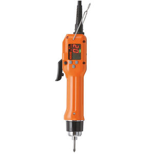 corded electric screwdriver / straight / brushless / with counting function
