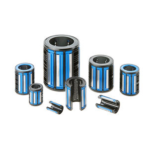 linear ball bearing / self-aligning / compact