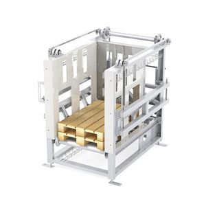 layer palletizer / robotic / modular / 4-axis