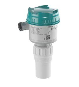 ultrasonic level transmitter / for liquids / for solids / 4-20 mA
