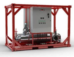 oil preheater