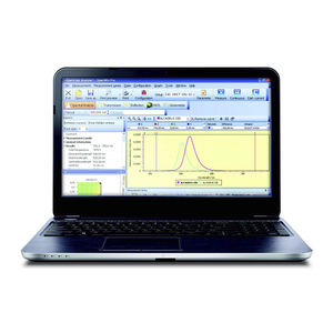 spectrum analysis software / for spectrometers / Windows