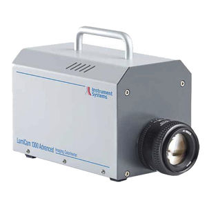 photometer with colorimeter / CCD imaging / for quality control / portable