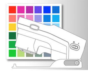 management software / measurement / control / color