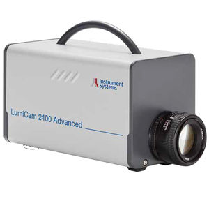 CCD imaging photometer / portable / with colorimeter