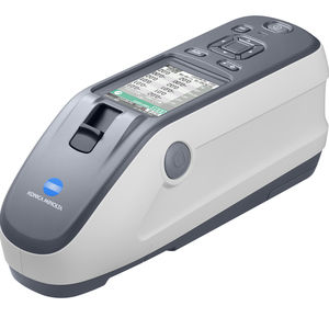 color spectrophotometer / UV / portable / for pharmaceutical applications