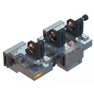 linear motor-driven linear axis
