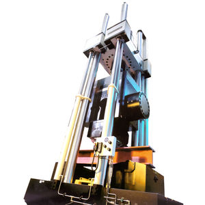 fatigue testing machine / concrete / materials / dynamic
