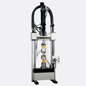 torsion testing machine / axial / dynamic / servo-hydraulic
