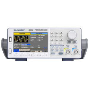 function generator / arbitrary waveform / pulse / square signal
