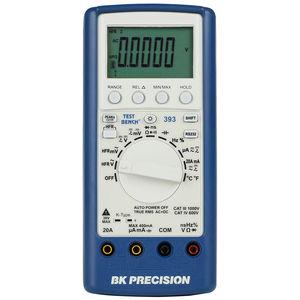 true RMS multimeter / digital / portable / 1000 V