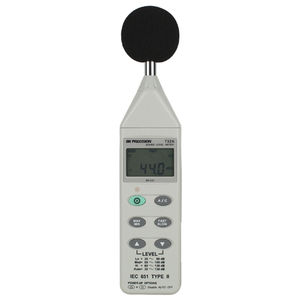 sound level meter with analysis function / class 2 / digital