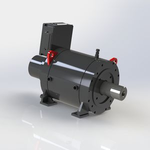 AC torque motor / synchronous / 400 V / IP54