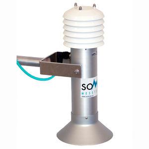 ultrasonic level and depth sensor / snow / high-precision / rugged