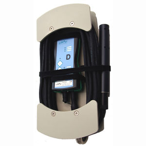 discharge measuring system