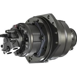 gear hydraulic wheel motor
