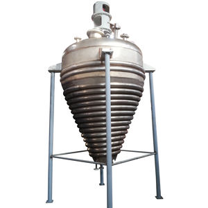 pressure reactor / for the pharmaceutical industry / for food / process