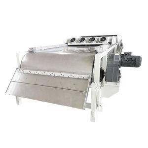 cooling filtration unit / belt / for liquids
