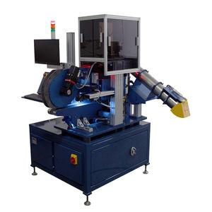 automatic inspection machine / visual / high-speed / belt conveyor