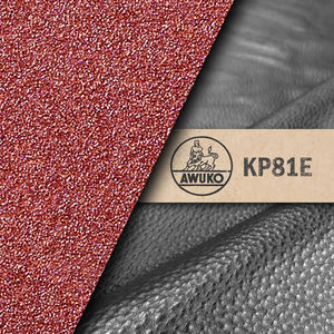 leather abrasive roll / aluminum oxide / E-paper