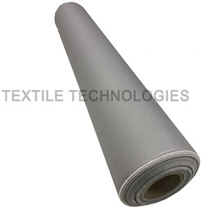 fire-resistant fabric / aluminized glass fiber / for thermal protection / high-temperature