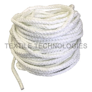 fiberglass rope / static / security