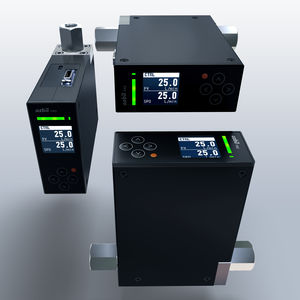thermal mass flow controller