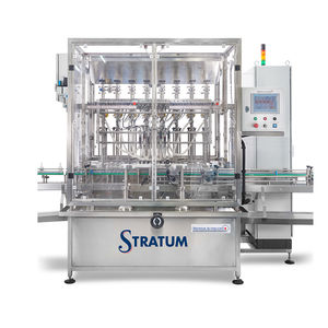 filler for the food industry / for the pharmaceutical industry / for the cosmetics industry / for the chemical industry