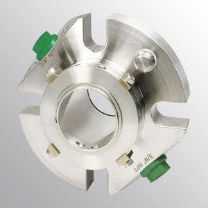 dual-cartridge mechanical seal