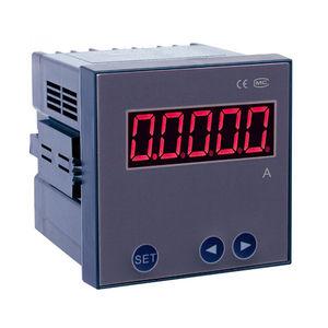 voltage measuring instrument / current / digital / with display