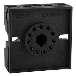 octal relay socket