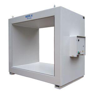 tunnel type metal detector