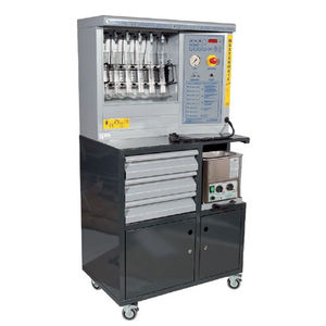 injection test bench / for the automotive industry / mobile