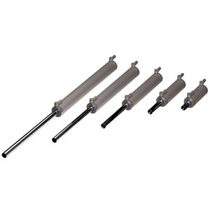 hydraulic cylinder / round / for medical equipment / for hospital beds