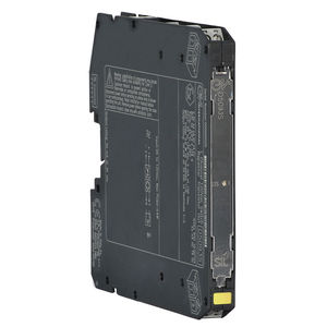 safety protection relay / IEC / DIN rail / plug-in
