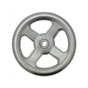 operating handwheel / control / locking / spoked