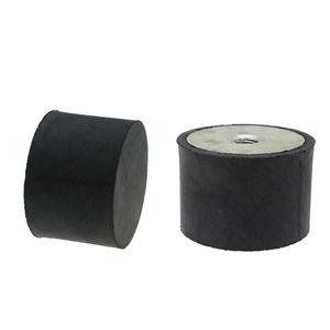 round anti-vibration mount