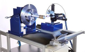 laser welding machine / AC / automatic / CNC